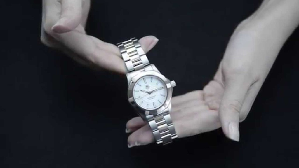 Tag Heuer Link Lady Watch