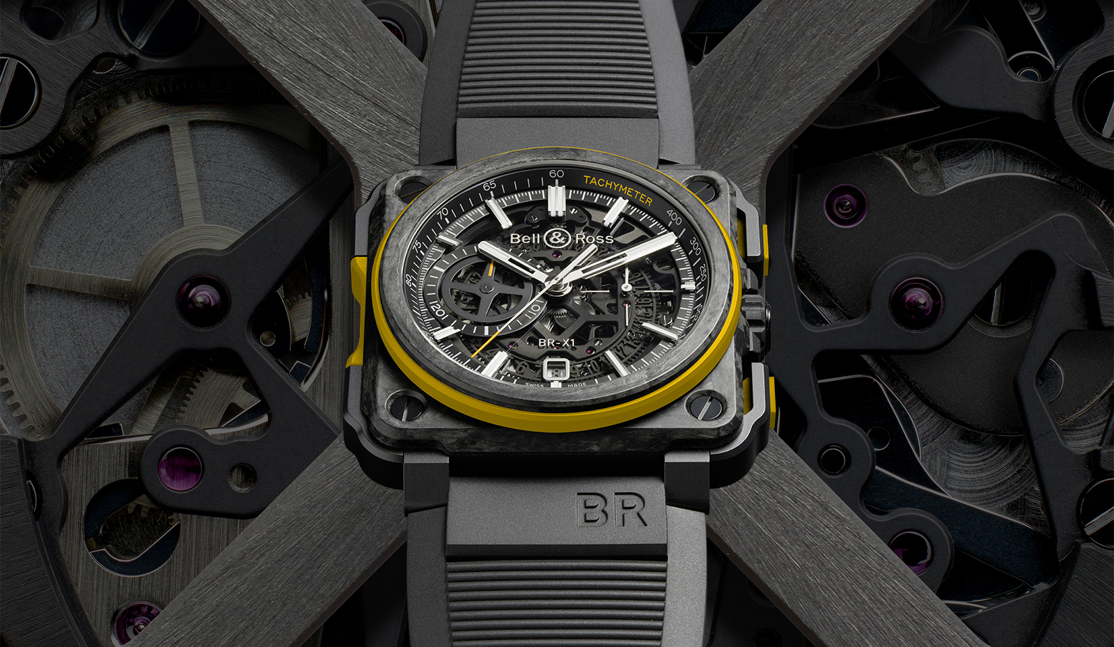 X Bell & Ross BR-X1 RS16 replica