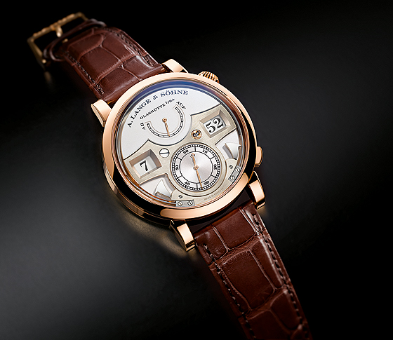 A Lange & Sohne Zeitwerk Striking Time replica