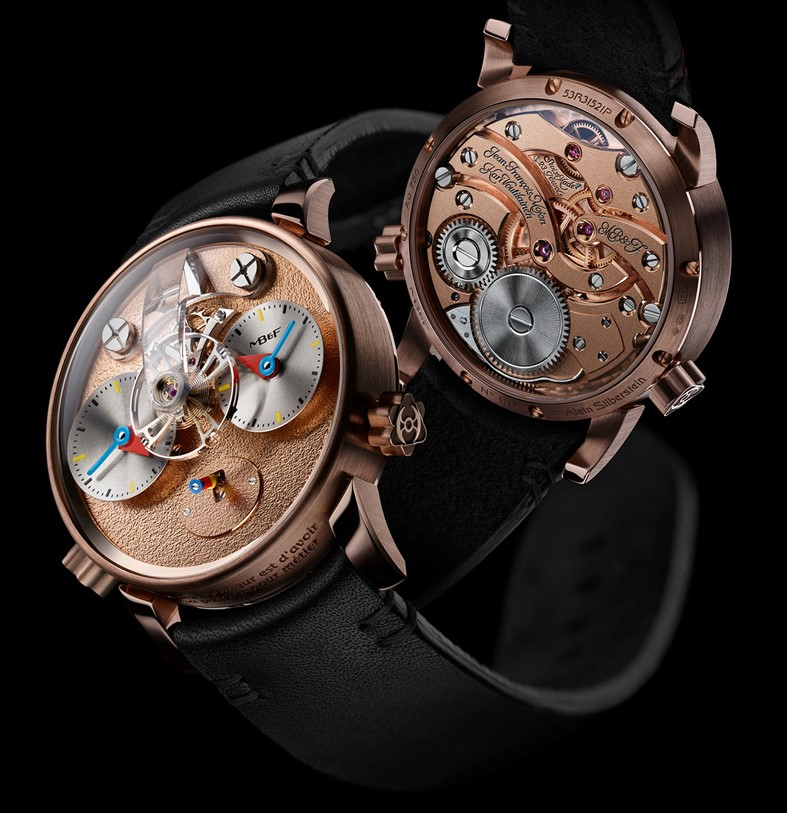 New Brilliant MB&F LM1 Silberstein Limited Edition Replica Watch