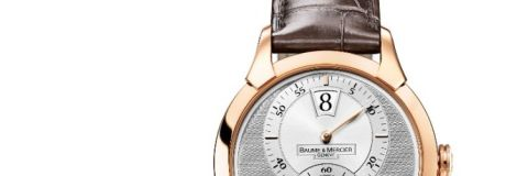 Baume & Mercier William Baume Jumping Hour
