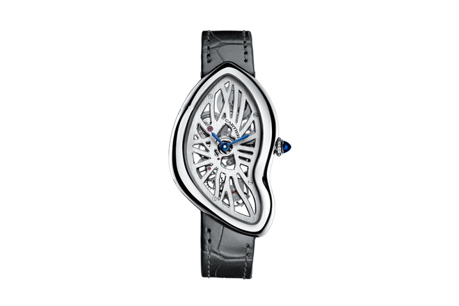 Cartier Crash Skeleton Watch Replica