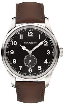 Montblanc 1858 Automatic Small Second replica watch