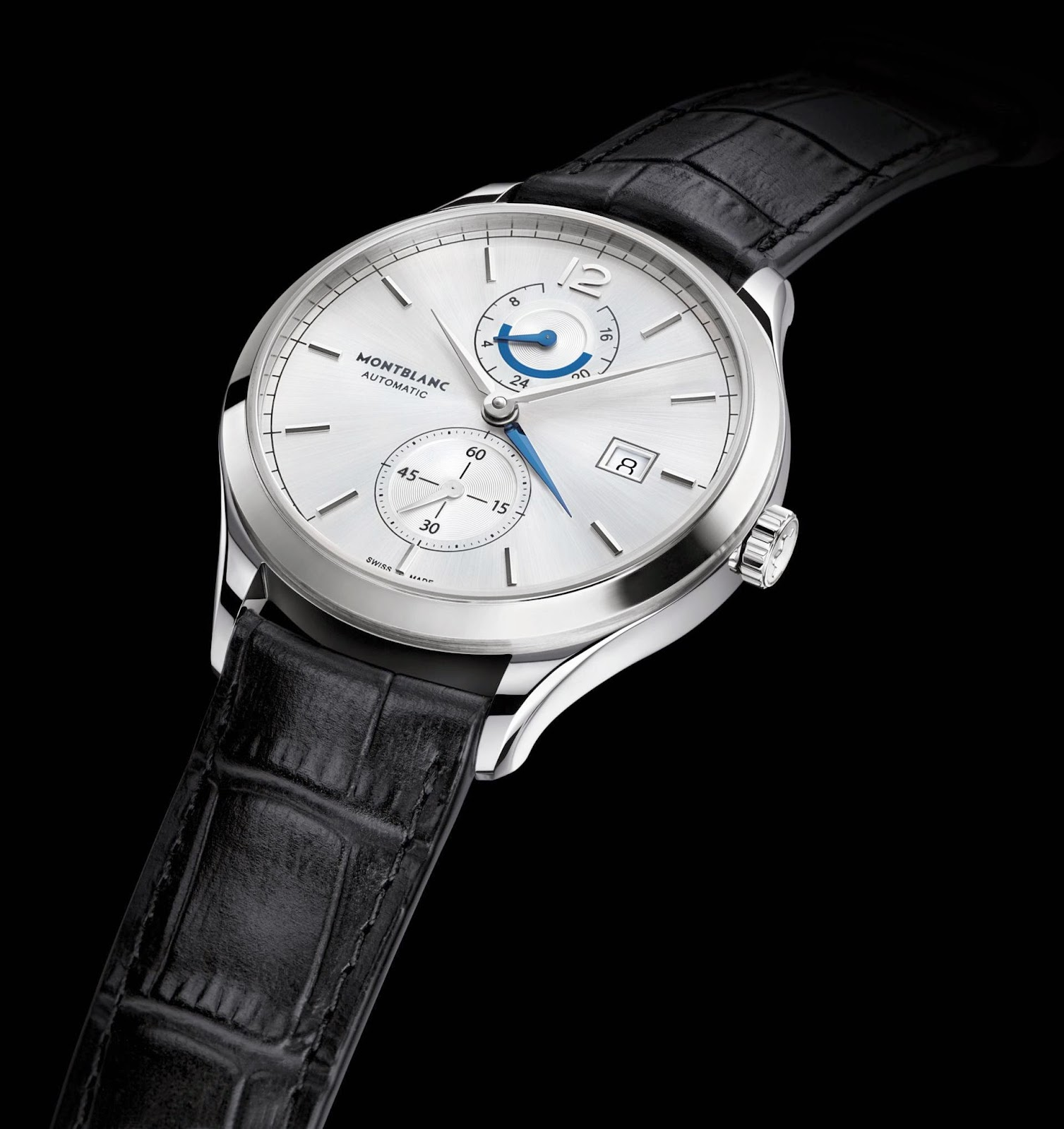 Montblanc Heritage Chronométrie Dual Time copy watch
