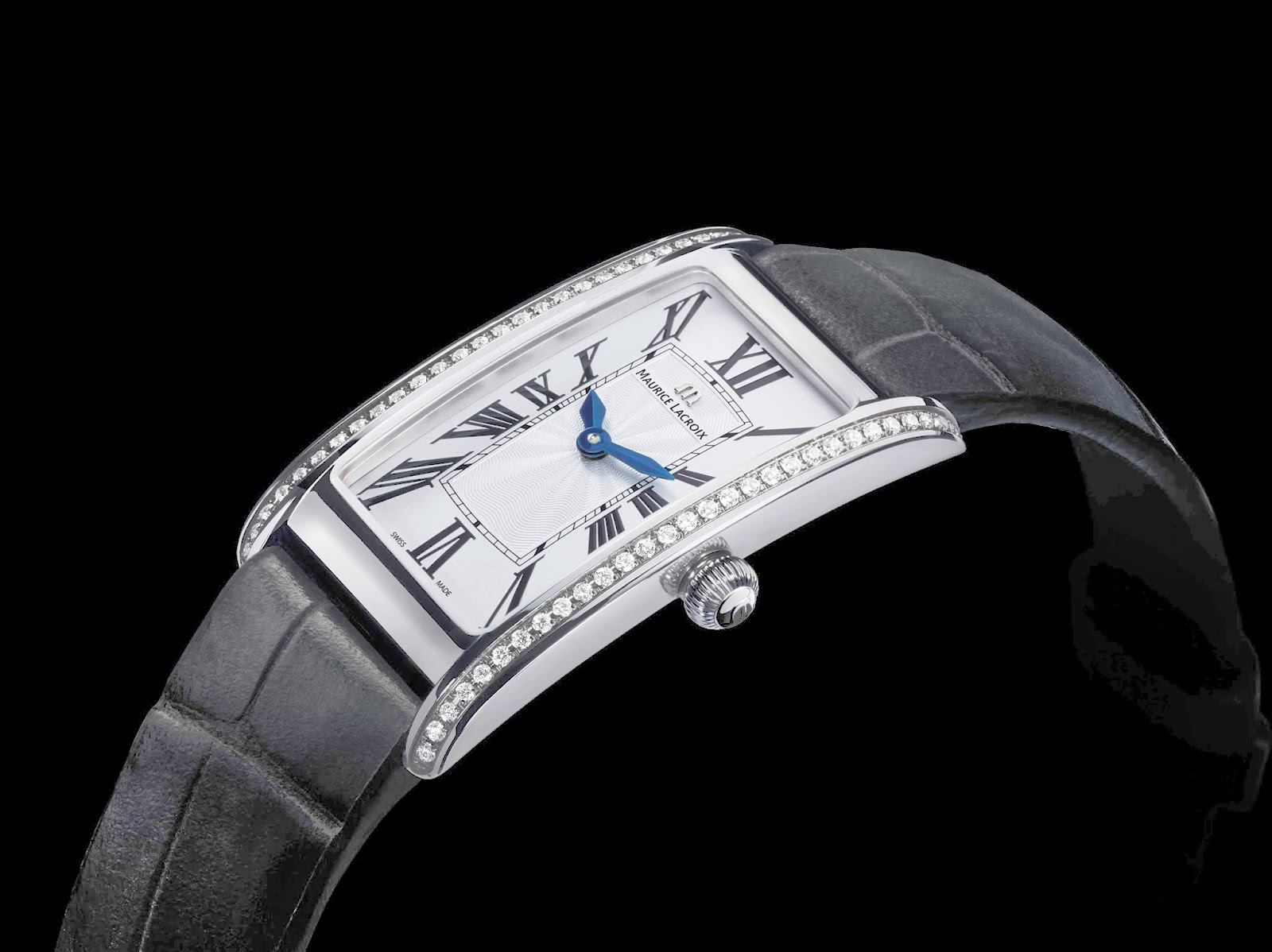 Maurice Lacroix Fiaba Rectangular watch replica