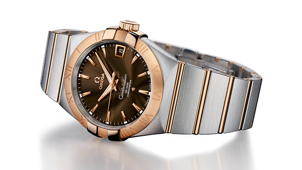 Omega Constellation Co-Axial watch replica