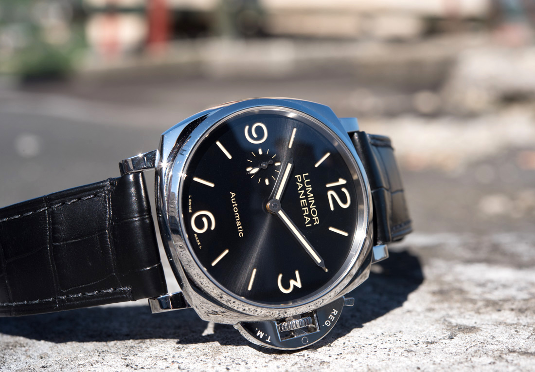 Panerai Luminor Due 3 Days Automatic PAM674 Watch Review Wrist Time Reviews