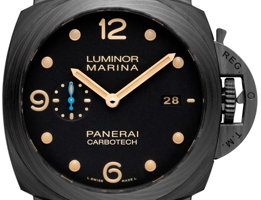 Panerai Luminor Marina 1950 Carbotech 3 Days Automatic PAM661 Watch Watch Releases