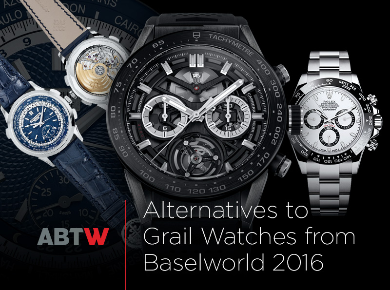 Top Quality aBlogtoWatch eBay Watch Buying Guides: Grail