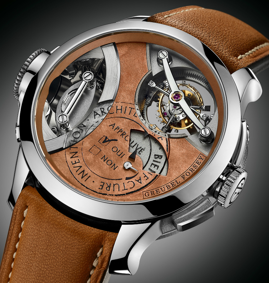 Greubel Forsey Art Piece 2, Edition 1 Watch Watch Releases