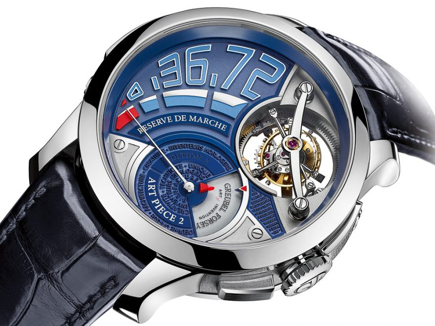 Greubel Forsey Art Piece 2 Edition 2 Watch Watch Releases