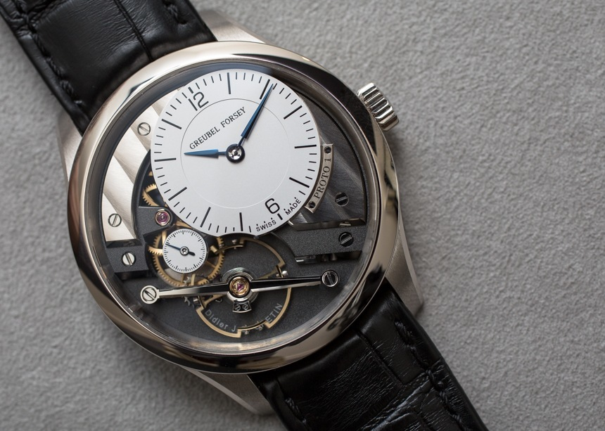 Greubel Forsey Signature 1 Watch Hands-On Hands-On