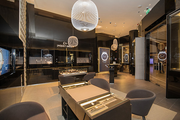 Opening of a Boutique in Dubai Mall