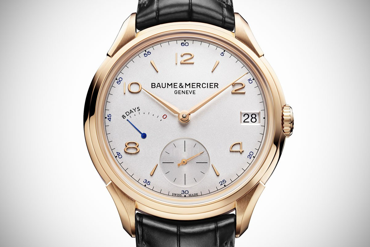Baume & Mercier Clifton 8-Day Power Reserve - 5