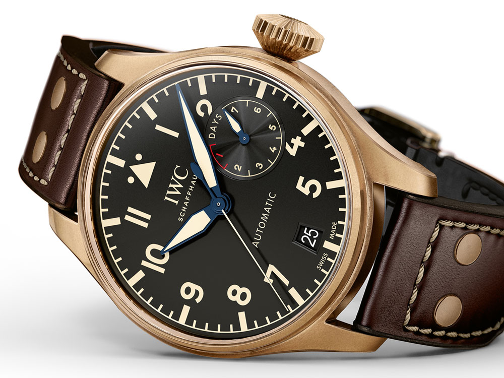 IWC Mark XVIII Heritage & Big Pilot's Watch Heritage Watches Watch Releases