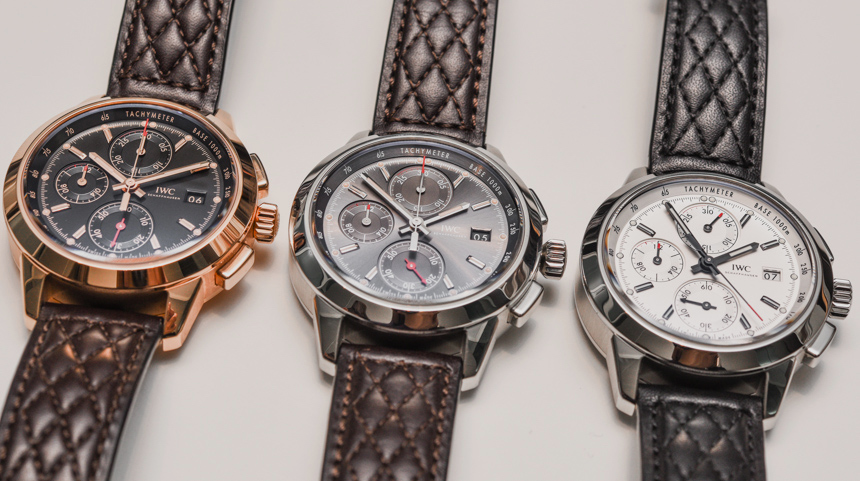IWC Ingenieur Chronograph Special Edition Watches Hands-On Hands-On