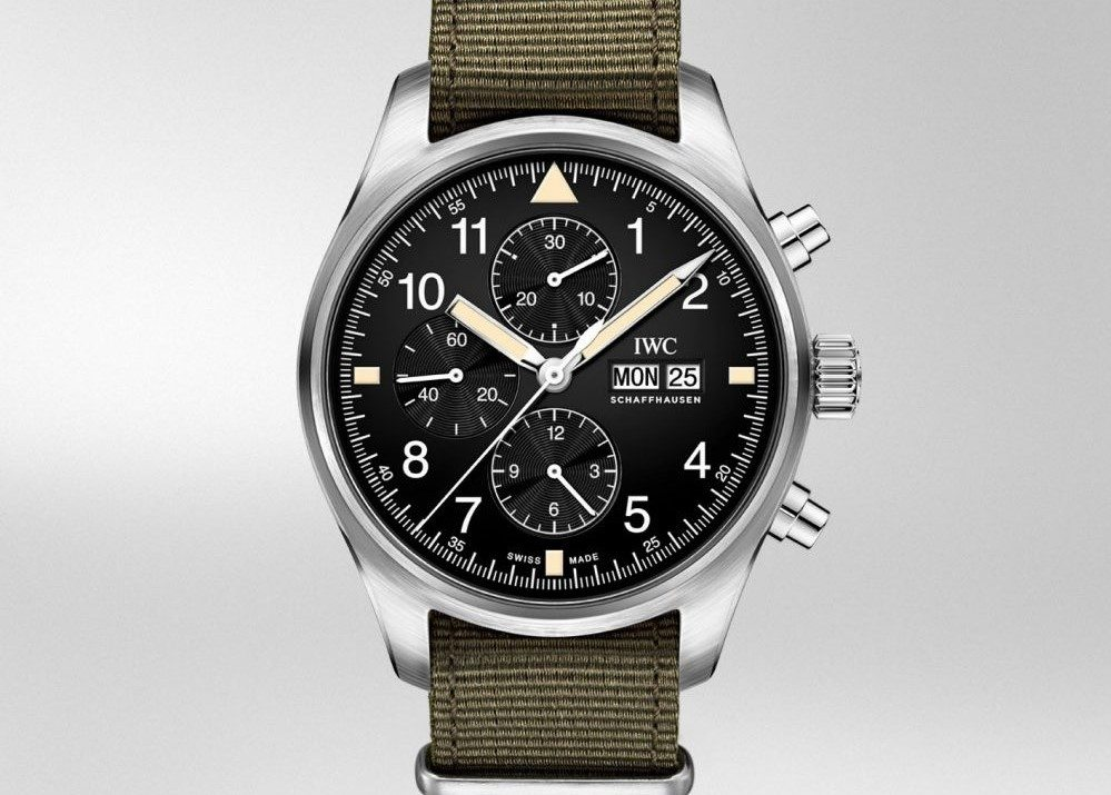 IWC Pilot's Watch Chronograph Online Boutique Edition Watch Releases