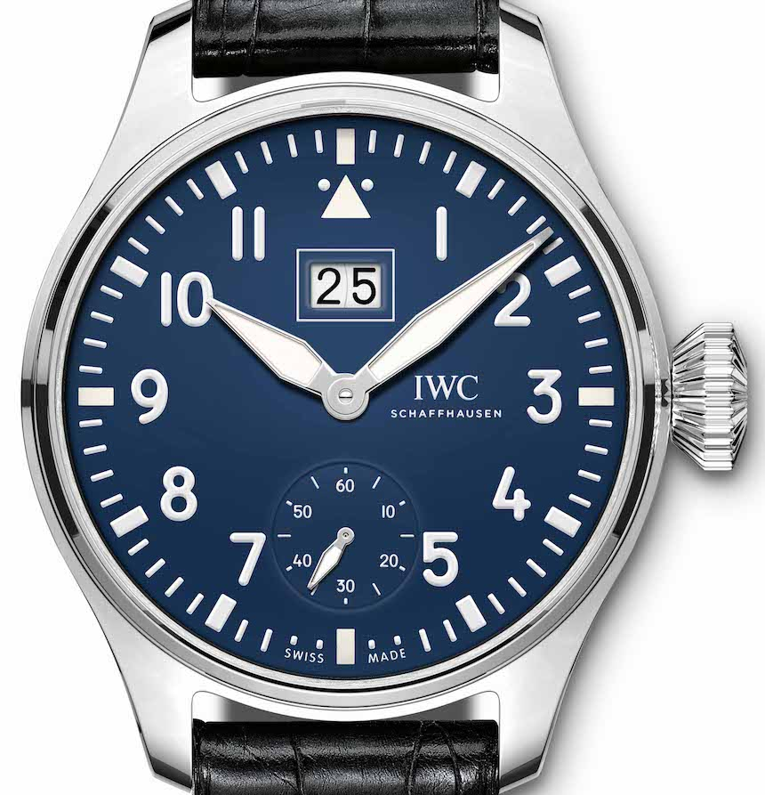 IWC Pilot's Watches For 150th Anniversary Watch Releases