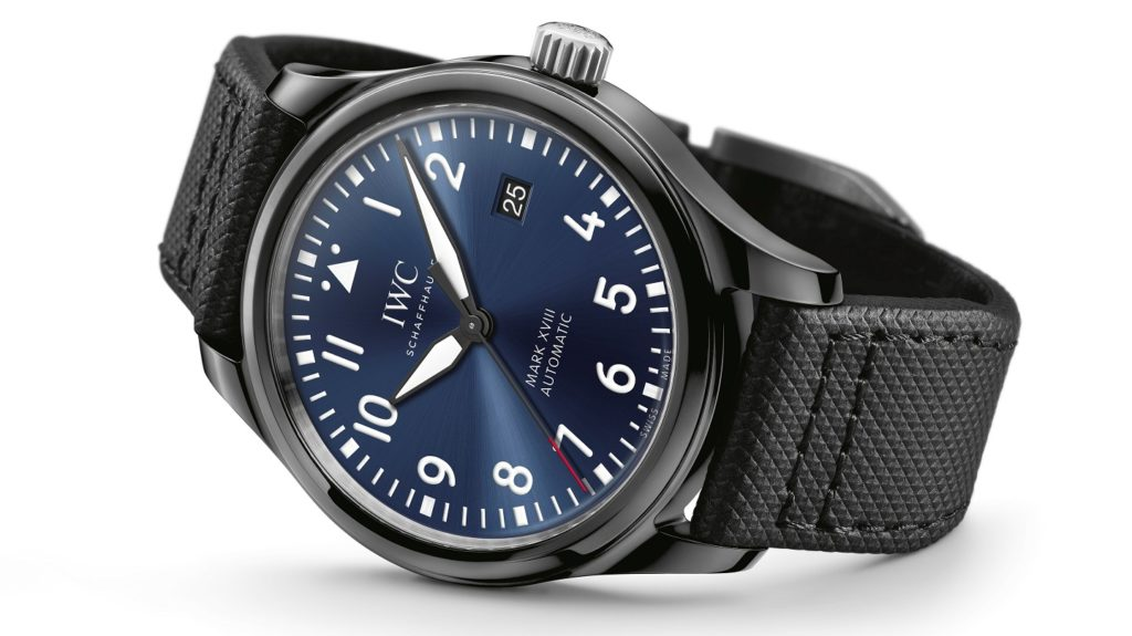IWC Pilot's Watch Mark XVIII Edition 'Laureus Sport For Good Foundation' Watch Releases